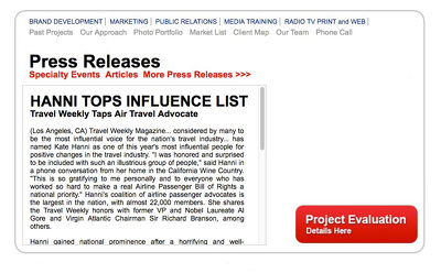 Craft a National Caliber Press Release