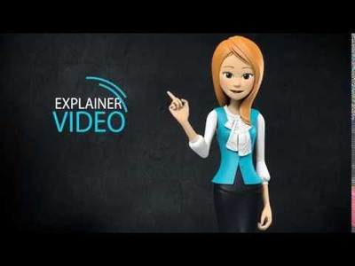 create Pro Explainer Video With 3d Spokesperson