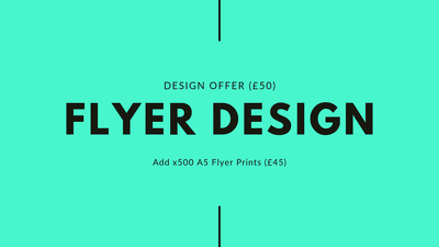 Create you a flyer for your business