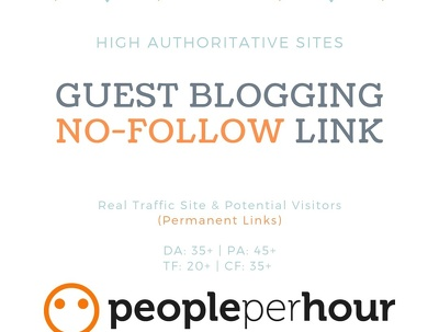 Publish Guest Post on 5 High Authoritative Sites