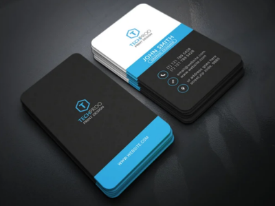 Create A Professional Business Card And Letterhead