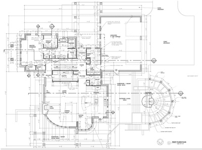 Design Your 2d Architectural Construction Drawing On Autocad