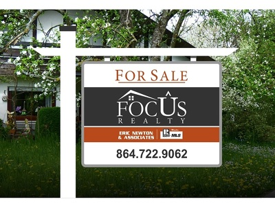 Create great 'YARD SIGN' for your property
