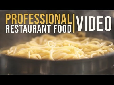 I will create A Professional Restaurant Food Video AD
