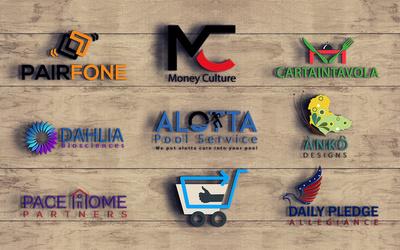 Deliver a modern logo design
