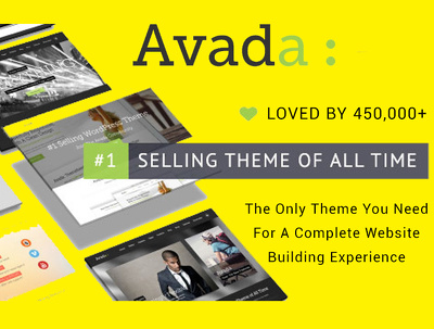 Design and Customize Avada Theme