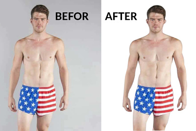 Remove Background/Clipping Path up to 20 Images