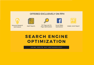 Offer guaranteed rankings using White Hat SEO
