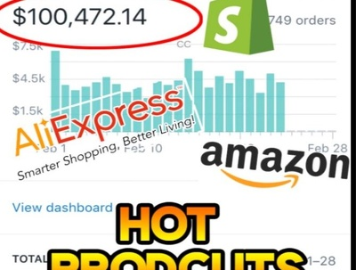 Research 3 Winning Products for your Shopify Drop Shipping Store