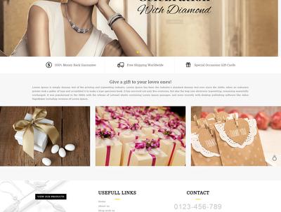 Create fully responsive wordpress website in 4 days.