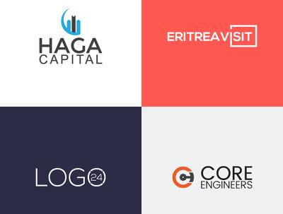 Design Professional Modern Minimalist Business Logo Design
