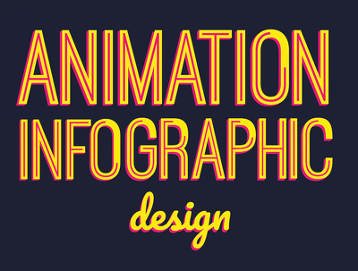 1 minute infographic animation.
