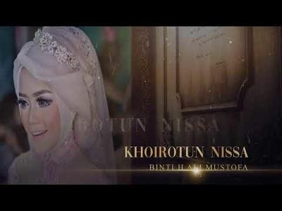 Create Romantic Wedding Invitation Video Full HD for You