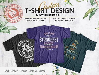 Do unique t-shirt design