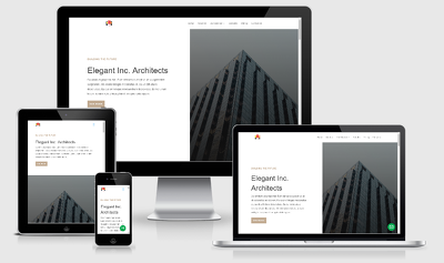 Create a responsive multi-page website