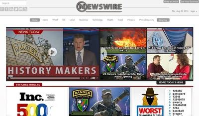 Write & publish guest post on press site NewsWire net DA61 PA67