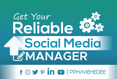 Be Your Reliable Social Media Manager