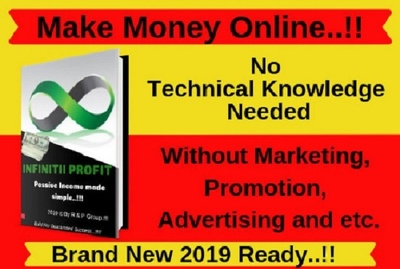 Show you how to make money online with this new method for 2019
