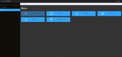 Develop create,read,update,delete in PHP using Laravel Framwork