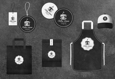 Design creative Brand Stationary set for the company