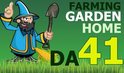 Guest Post On My Da 41 Garden Farming Health Home Blog