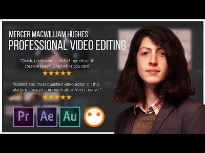 Professionally edit short video clips