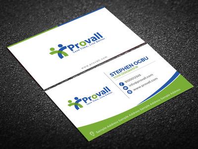 Design Stunning Business Card design In 24hrs