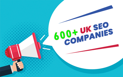 UK 600 SEO and Digital marketing Agencies contact database