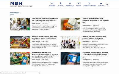 Guest post on Marketbusinessnews.com DA 59
