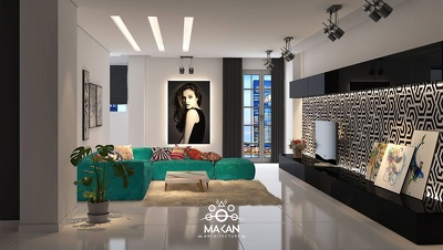 Design your interior space with high quality