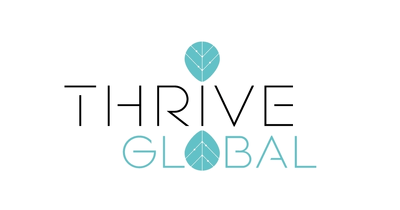 Guest Post On Thrive Global Thriveglobal