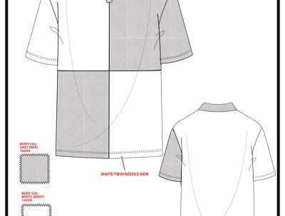 Design 10 menswear styles