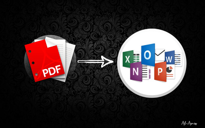 Convert 20 pages of Scanned/PDF/Image docs into MS Word