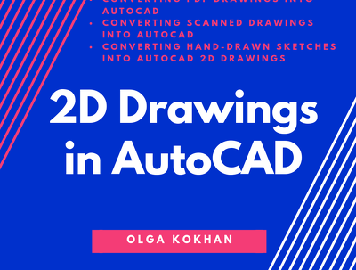 Convert A4 PDF to AutoCAD drawing