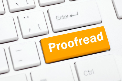 Proofread Dutch texts up to 1,000 words