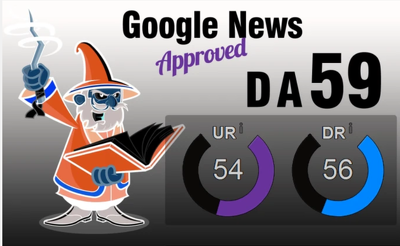 Guest Post On Google News Approved Da 59 News Blog With Dofollow
