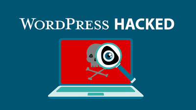recover Hacked WordPress Site and Clean malware, malicious code