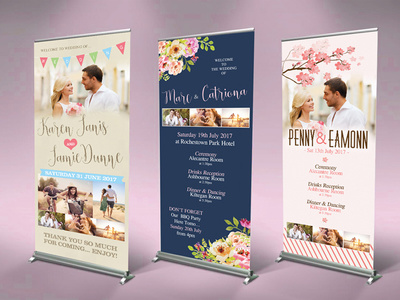 Design A Roll Up,Stand,Retractable,Backdrop,Signage Banner