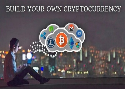 Develop new Cryptocurrency from scratch