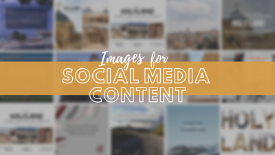 Create 25 images for your social media