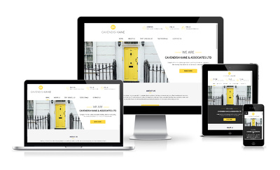 Design & develop bespoke,responsive, optimised WordPress Website