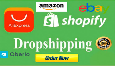 Create Design Shopify Dropshipping Store