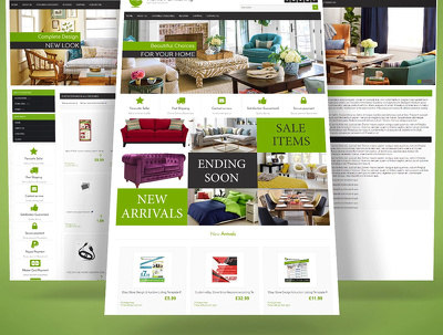 Design and install a bespoke custom ebay Listing Template