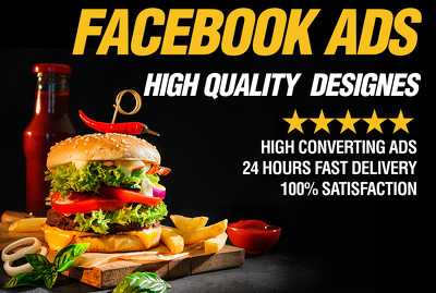 Design Attractive Social Media / Facebook Insta Ads and Covers