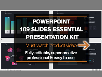 Offer you editable Powerpoint presentation