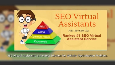 Be your SEO Virtual Assistant