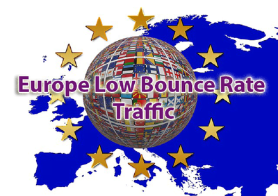 Offer High Quality Traffic From Europe Only
