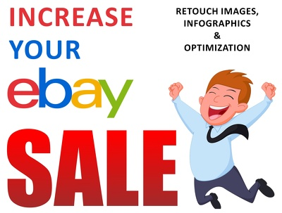 Do Ebay Listing Product Image Retouch And Optimization
