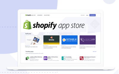 Develop shopify app for you.