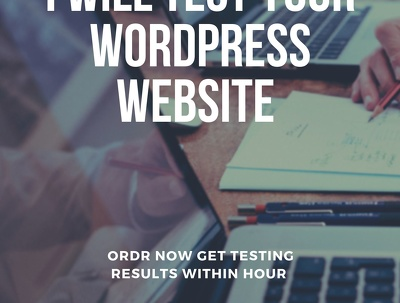 Do cross browser testing  and responsive testing